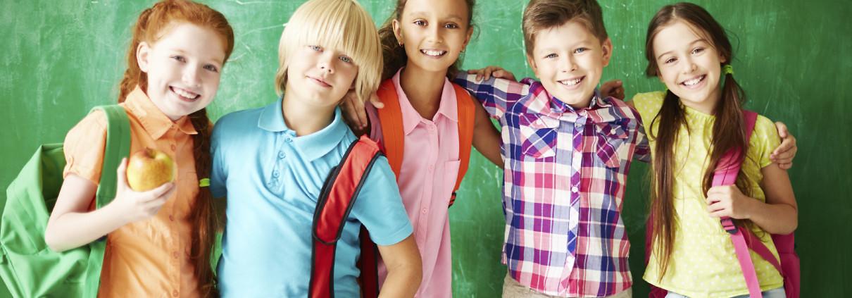 Volunteering in US schools